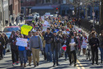 Public Education Activists Turned Out, Calling for More, Not Less!