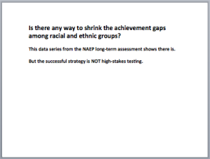 graphic for link to long-term NAEP powerpoint